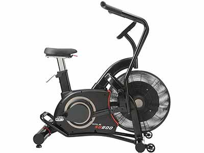 sole fitness sb800 air bike